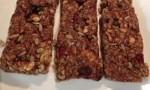 Sharon's No-Bake Granola Bars