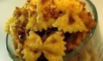 Fried Farfalle Chips