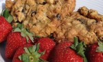 Oatmeal-Walnut-Raisin Chewies