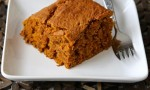 Vegan Pumpkin Pie Blondies