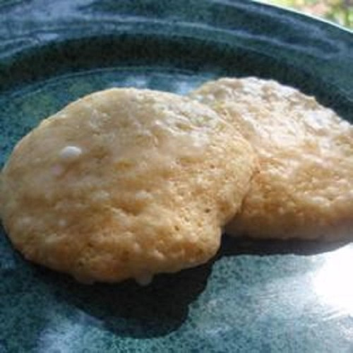 Gluten-Free Coconut Lime Cookies