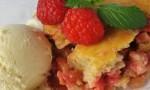 Rhubarb Demi (John's Cobbler)