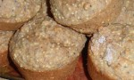 Cornmeal Millet Poppy Seed Muffins