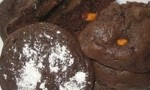 Fudgy Chocolate Drops