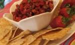 Betty Baker's Strawberry Salsa
