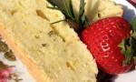 Rosemary Orange Pound Cake