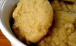 Peanut Butter Malted Cookies