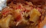 Rhubarb Shortbread Bars