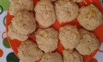 Soft Pineapple Cookies