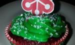 Red and Green Velvet Cake!