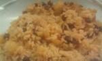 Cinnamon Rice with Apples