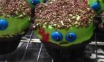 Frankenstein Cupcakes