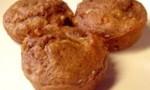 Low Fat Apple Bran Muffins
