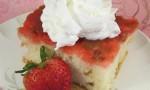 Rhubarb Upside Down Cake II