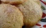 Cinnamon Jumbles