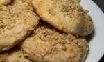 Almond, Apple Cinnamon Scones