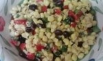 Spicy Corn and Black Bean Salad
