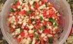 Fresh and Light Cucumber Salsa