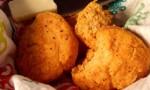 Nadia's Easy Pumpkin Cornbread Muffins
