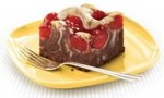 Cherry Bliss Brownies