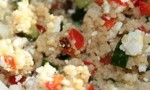 Couscous and Cucumber Salad