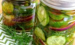 Bill's Spicy Refrigerator Pickles