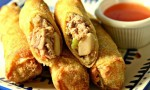 Meat and Potatoes Lumpia