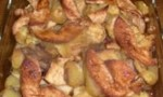 Cinnamon Apple Sweet Potatoes
