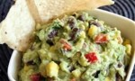 Corn and Black Bean Guacamole