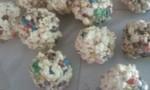 Popcorn Candy Balls