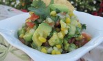 Best Ever Cilantro Corn Salsa