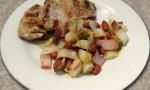 Warm Belgian Endive and Pine Nut Salad