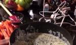 Creamy Veggie Fondue