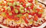 Zesty Layered Shrimp Spread