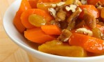 Carrots with Apricot Preserves