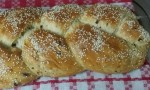 Bread Machine Challah for Shabbat and Festivals