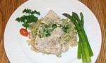 Tuna with Rice Pilaf