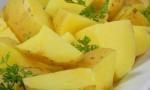Boiled Mustard Potatoes
