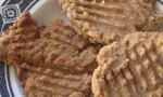 Grain-Free Peanut Butter Cookies