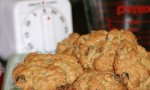 Oatmeal Drop Cookies