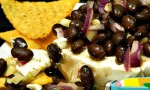 Easy Layered Black Bean Dip