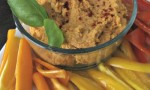 Roasted Red Pepper Hummus With a Twist From Nidal