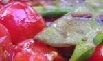 Cherry Tomato Snap Peas