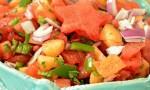 Watermelon Tomato Salsa