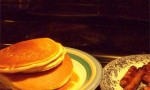 Ginger-Spiced Pancakes