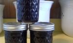 Blueberry and Raisin Jam
