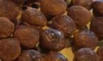 Pumpkin Muffins with a Twist