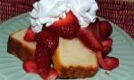 Lemon Pound Cake I