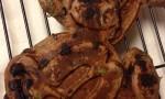 Gluten-Free Chocolate Zucchini Waffles