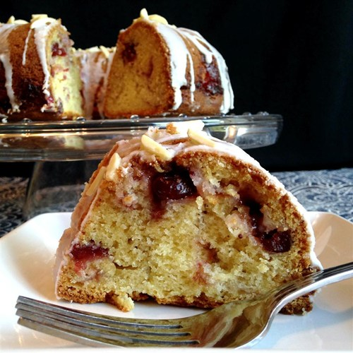 Sandy's Cranberry Coffee Cake